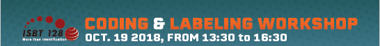 Coding and Labeling Workshop 2018 Banner